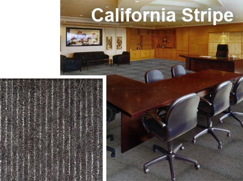 Alfombra California Stripe