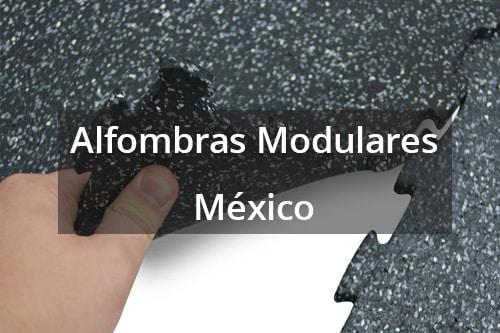 Alfombras modulares México